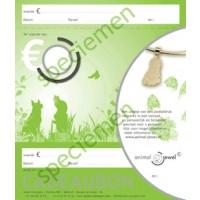 Coffret cadeau Animal Jewel - € 50
