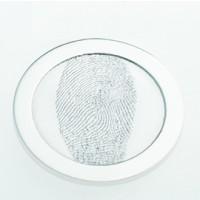 Coin L argent 33 mm
